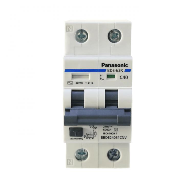 Cầu dao bảo vệ quá tải 2P 25A BBDE22531CNV Panasonic BBDE22531CNV Panasonic | Giá rẻ nhất - Công Ty TNHH Thương Mại Dịch Vụ Đạt Tâm