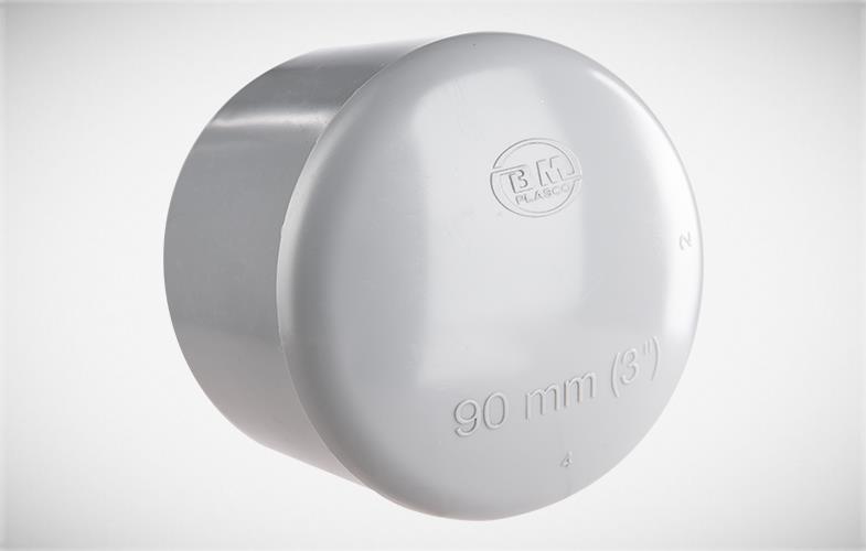 Nắp khóa PVC 34 dày Bình Minh  NhuaBinhMinh | Giá rẻ nhất - Công Ty TNHH Thương Mại Dịch Vụ Đạt Tâm