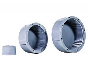 Nắp khóa PVC ren trong 34 dày Bình Minh