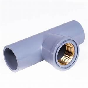 Nối chữ T PVC ren trong thau 27 dày Bình Minh  NhuaBinhMinh   Giá rẻ nhất - Công Ty TNHH Thương Mại Dịch Vụ Đạt Tâm