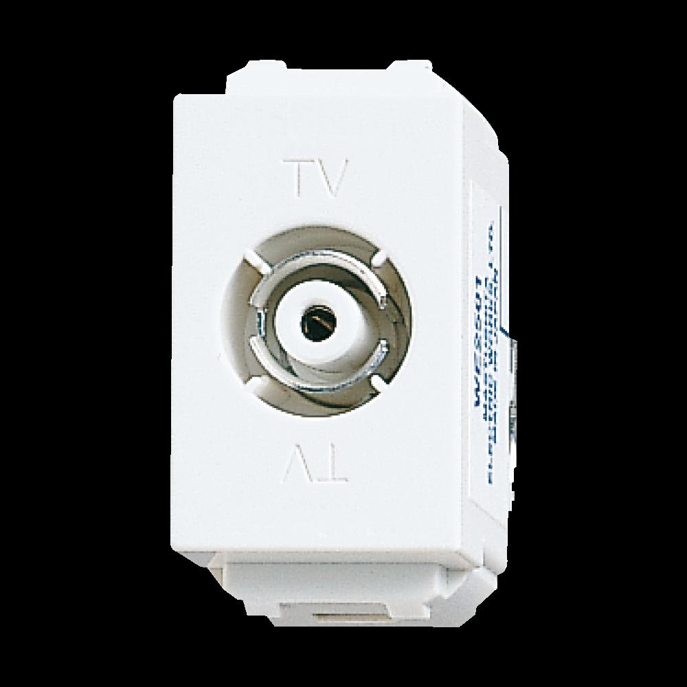 Ổ cắm anten Tivi WEV2501SW Panasonic WEV2501SW Panasonic | Giá rẻ nhất - Công Ty TNHH Thương Mại Dịch Vụ Đạt Tâm