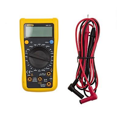 Đồng hồ đo điện digital Stanley MM-201-23C MM-201-23C Stanley | Giá rẻ nhất - Công Ty TNHH Thương Mại Dịch Vụ Đạt Tâm