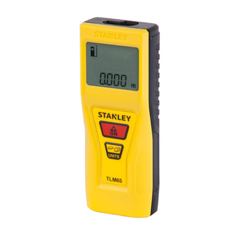 Máy đo khoảng cách tia laser 20m TLM65 Stanley STHT1-77032 STHT1-77032 Stanley | Giá rẻ nhất - Công Ty TNHH Thương Mại Dịch Vụ Đạt Tâm