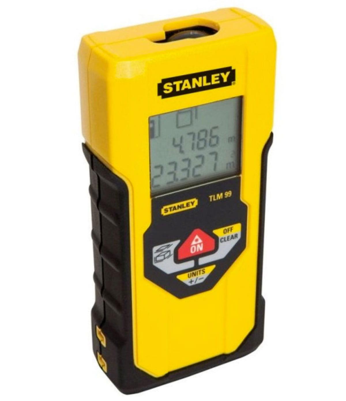 Máy đo khoảng cách tia laser 30m TLM99 Stanley STHT1- 77138 STHT1-77138 Stanley | Giá rẻ nhất - Công Ty TNHH Thương Mại Dịch Vụ Đạt Tâm