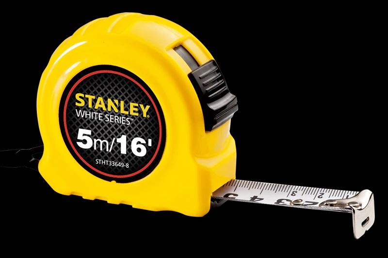 Thước cuộn 2 mặt 5mx19mm Stanley STHT33492-8 STHT33492-8 Stanley   Giá rẻ nhất - Công Ty TNHH Thương Mại Dịch Vụ Đạt Tâm