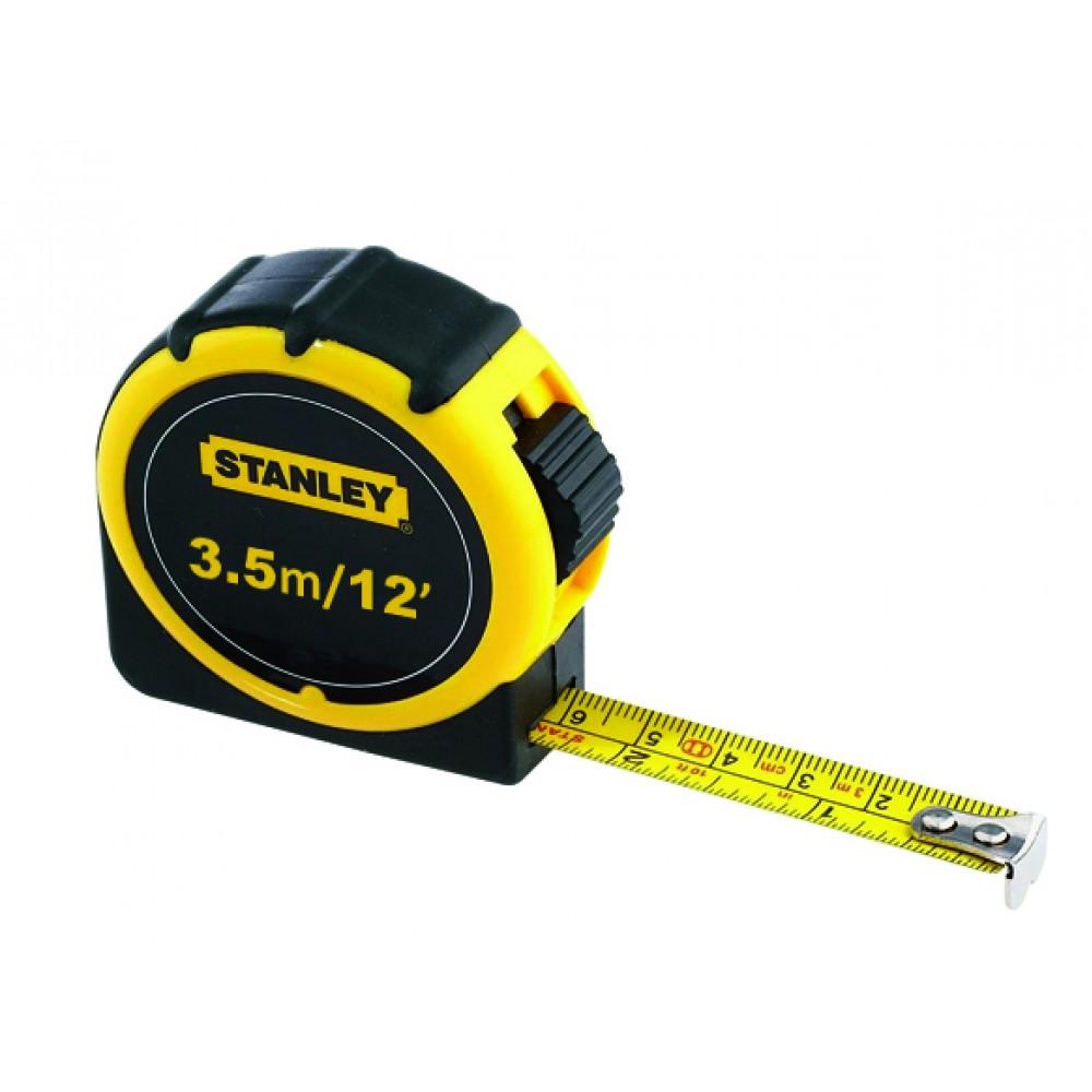 Thước cuộn 3.5m Stanley 30-611L 30-611L Stanley   Giá rẻ nhất - Công Ty TNHH Thương Mại Dịch Vụ Đạt Tâm