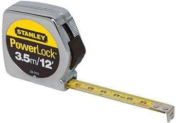 Thước cuộn PowerLock 3.5m Stanley STHT33215-8 STHT33215-8 Stanley | Giá rẻ nhất - Công Ty TNHH Thương Mại Dịch Vụ Đạt Tâm