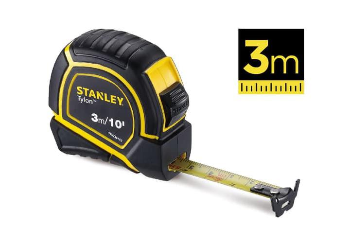 Thước cuộn Tylon 3m Stanley STHT36193 STHT36193 Stanley   Giá rẻ nhất - Công Ty TNHH Thương Mại Dịch Vụ Đạt Tâm