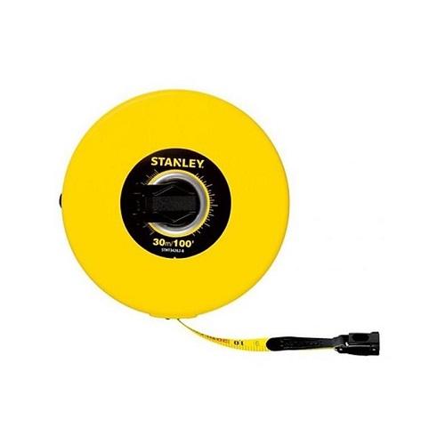 Thước dây sợi thủy tinh 30m Stanley STHT34262-8 STHT34262-8 Stanley | Giá rẻ nhất - Công Ty TNHH Thương Mại Dịch Vụ Đạt Tâm