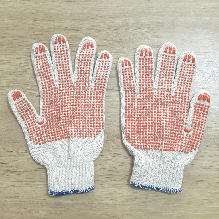 Găng tay ngà phủ hạt cam 60g