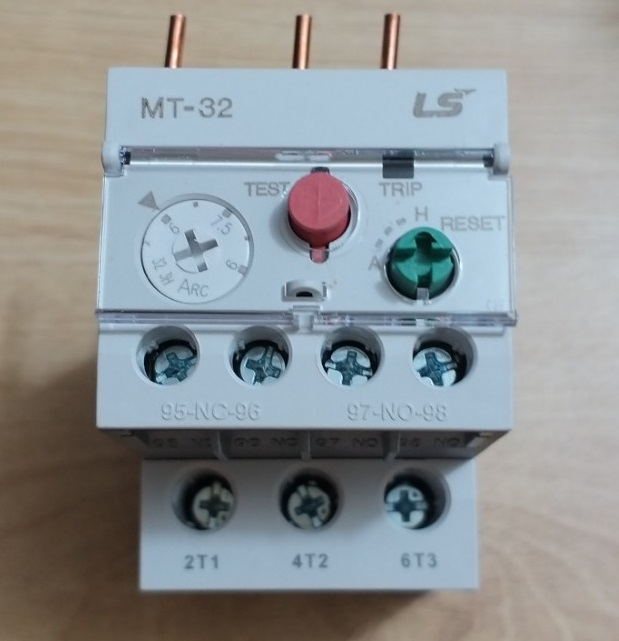 Rờ le nhiệt MT-32/3H 7.5A LS