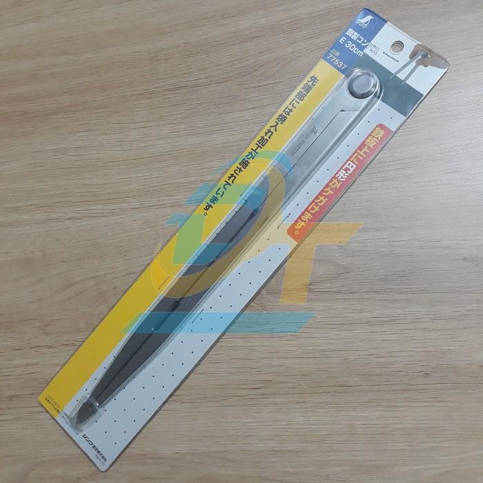 Compa vạch dấu mũi liền thân 30cm Shinwa 77537 77537 Shinwa   Giá rẻ nhất - Công Ty TNHH Thương Mại Dịch Vụ Đạt Tâm