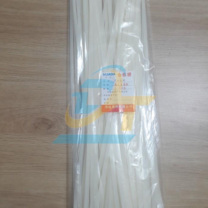 Dây rút nhựa 8x400mm Huada DRN84001B