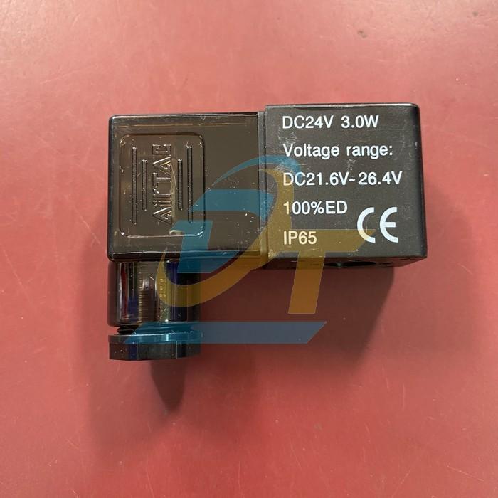 Cuộn coil van điện từ 24V 3W Airtac CDA092B CDA092B Airtac   Giá rẻ nhất - Công Ty TNHH Thương Mại Dịch Vụ Đạt Tâm