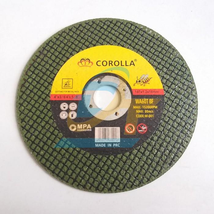 Đá cắt Corolla 107x1.2x16mm