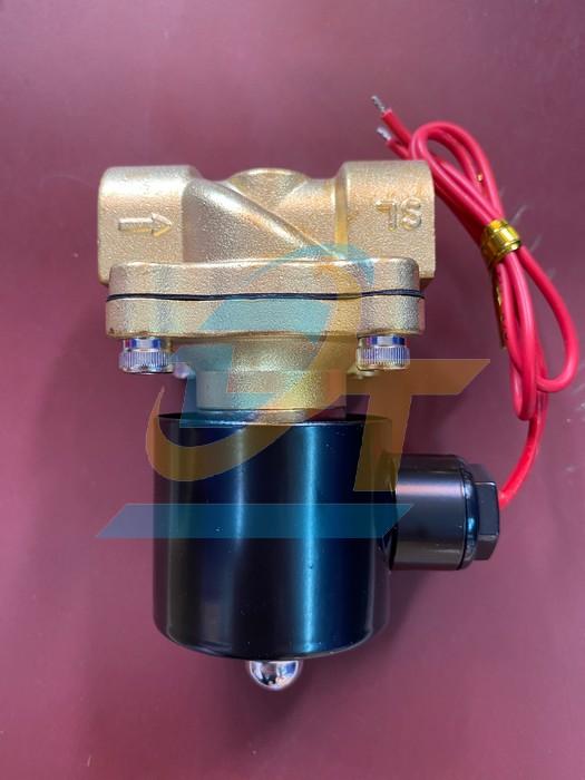 Van điện từ 220V phi 21mm JELPC 2W-160-15 2W-160-15 JELPC   Giá rẻ nhất - Công Ty TNHH Thương Mại Dịch Vụ Đạt Tâm