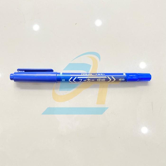 Bút lông dầu ZEBIFA MO-120-MC-BL MO-120-MC-BL ZEBIFA | Giá rẻ nhất - Công Ty TNHH Thương Mại Dịch Vụ Đạt Tâm