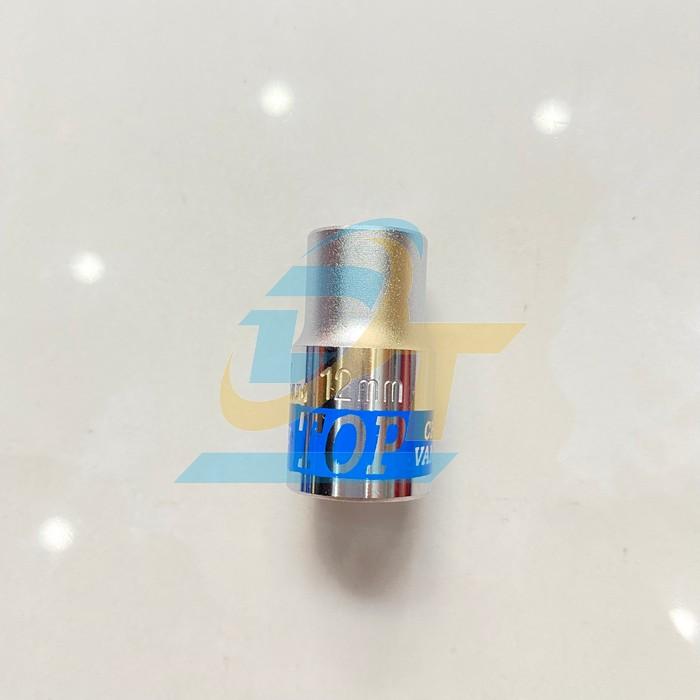 Đầu tuýp trắng 6 cạnh 1/2 inch x 12mm TOP TS-C12 TS-C12 Top   Giá rẻ nhất - Công Ty TNHH Thương Mại Dịch Vụ Đạt Tâm