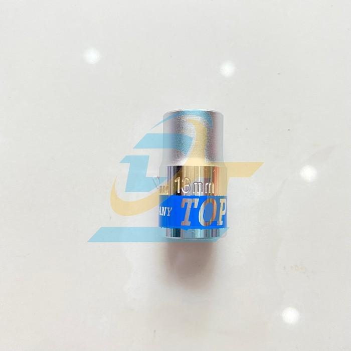 Đầu tuýp trắng 6 cạnh 1/2 inch x 13mm TOP TS-C13