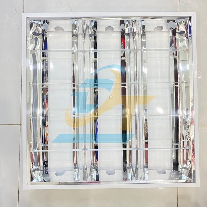 Máng đèn xương cá âm trần 3 bóng 0.6m MPE MAT-318 (không bao gồm bóng) MAT-318 VietNam | Giá rẻ nhất - Công Ty TNHH Thương Mại Dịch Vụ Đạt Tâm
