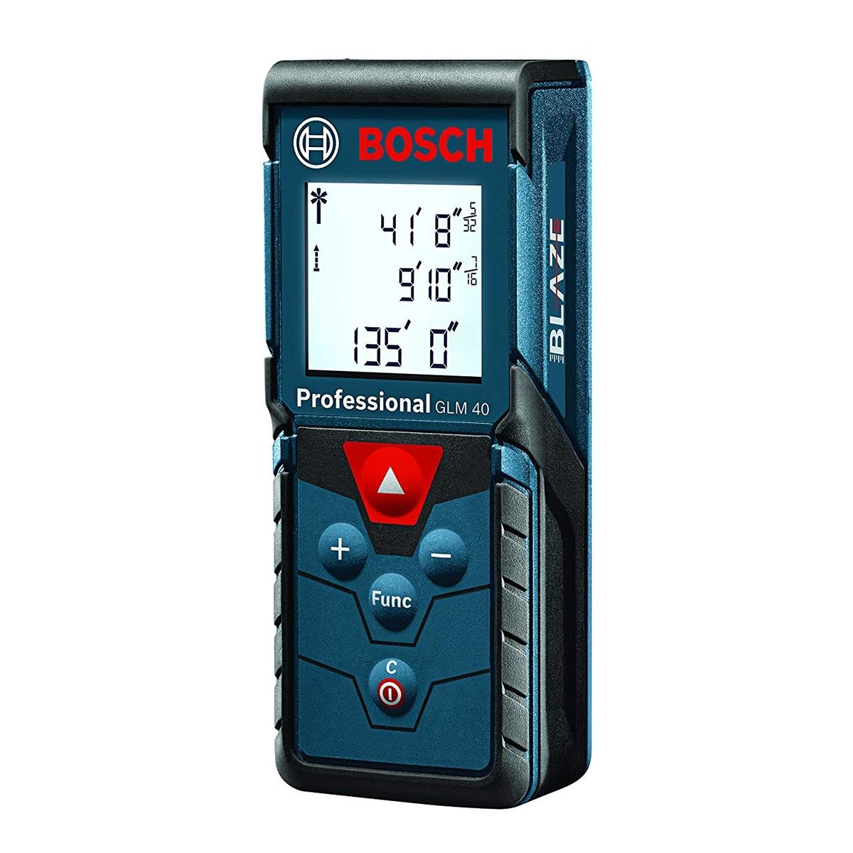 Máy đo khoảng cách laser 40m Bosch GLM40