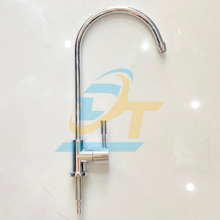 Vòi lọc nước cổ ngỗng inox 304 phi 21