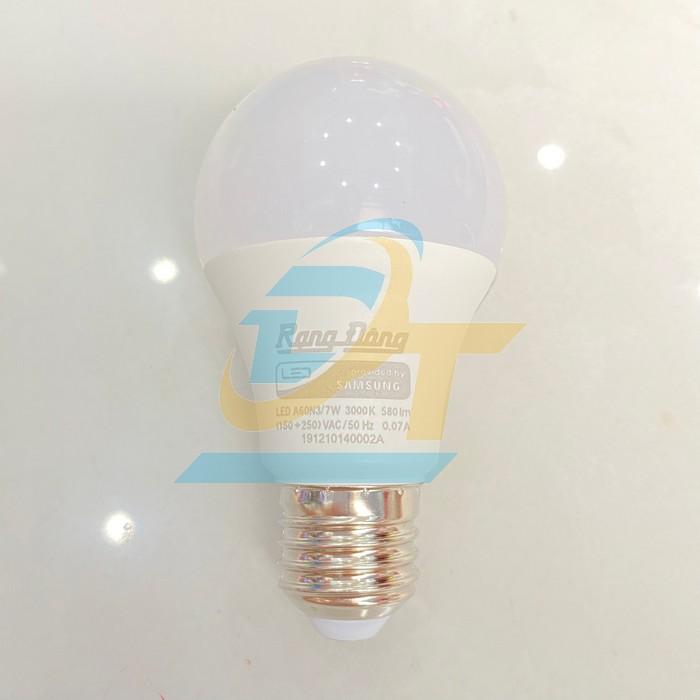 Bóng đèn LED Bulb 7W Rạng Đông A60N3/7W