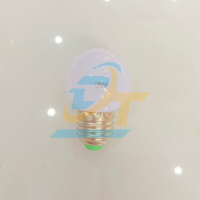 Bóng đèn trang trí đa sắc 1W OKAS G45ĐS