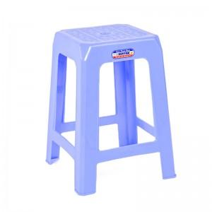 Ghế đẩu Duy Tân cao kiểu No.682 - xanh