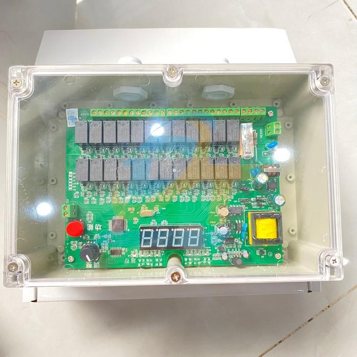 Mạch điều khiển van rủ bụi MCY-64 24 cổng