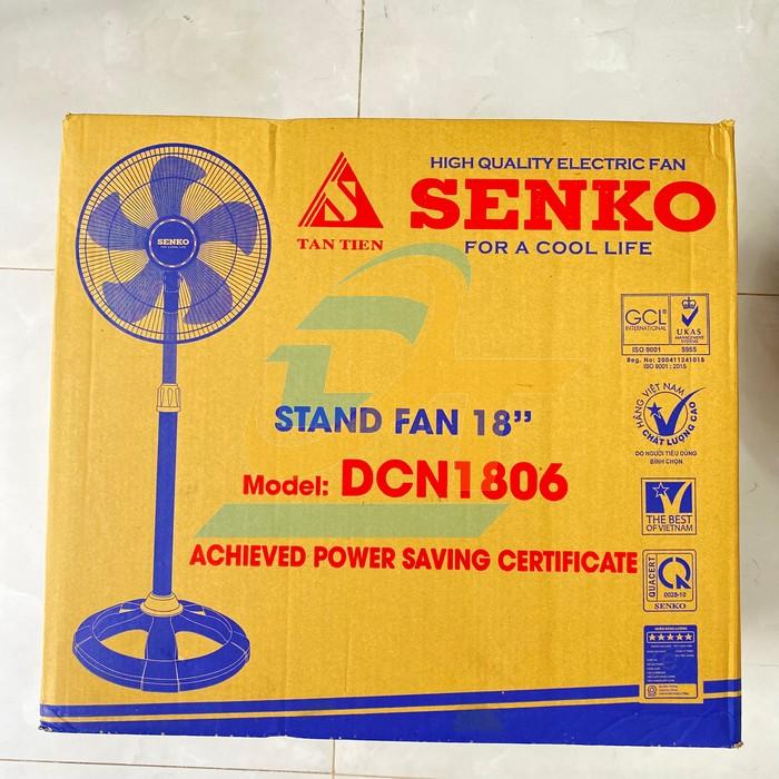 Quạt cây công nghiệp Senko DCN1806