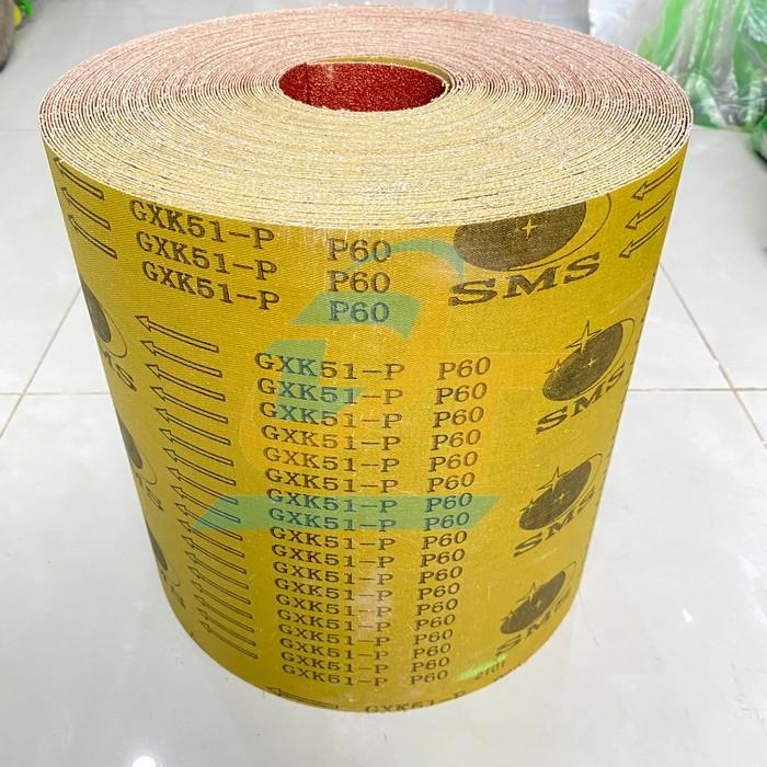 Giấy nhám cuộn P60 GXK51-P