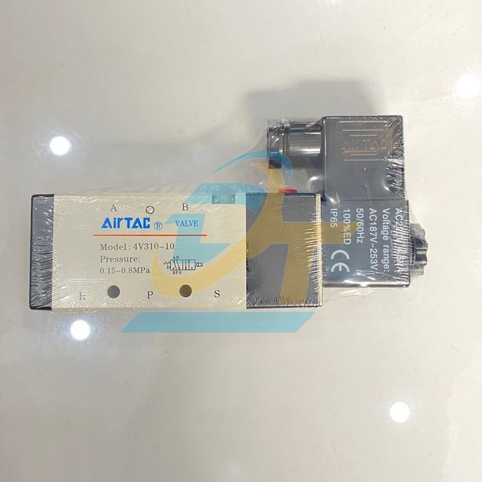 Van điện từ 220VAC Airtac 4V31010A