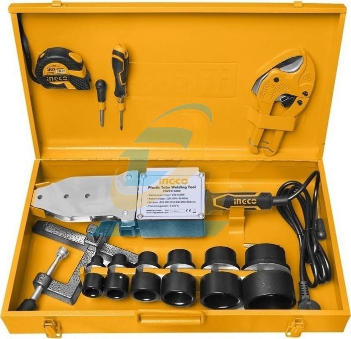 Máy hàn ống nhựa 1500W 20-63mm INGCO PTWT215002
