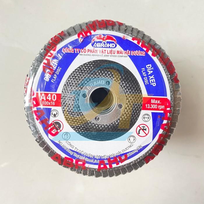 Nhám xếp A40-100x16mm  HaiDuong | Giá rẻ nhất - Công Ty TNHH Thương Mại Dịch Vụ Đạt Tâm