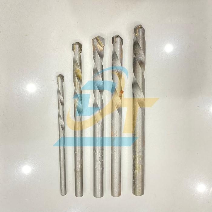 Mũi khoan sắt 4mm Nastu  Nastu   Giá rẻ nhất - Công Ty TNHH Thương Mại Dịch Vụ Đạt Tâm