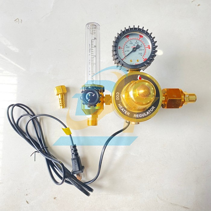 Đồng hồ khí CO2 Takashi