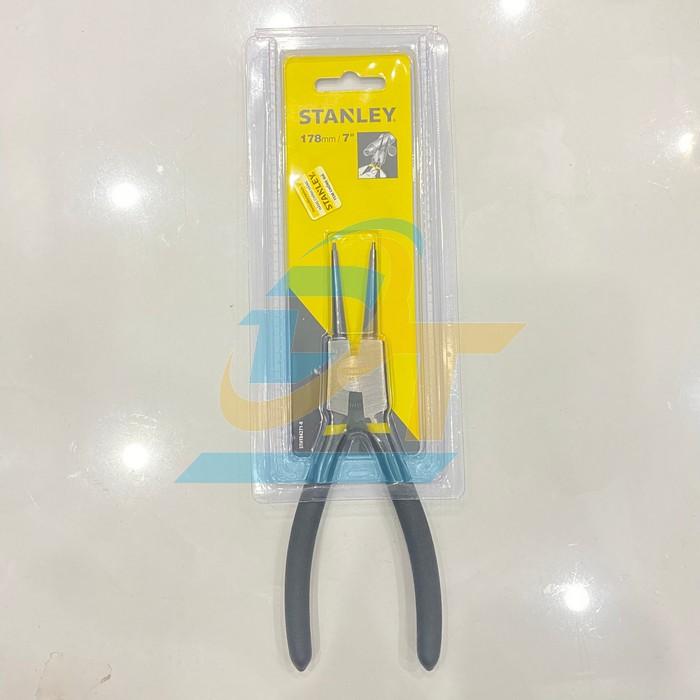 Kềm mở phe ngoài mũi thẳng 7 inch/175mm Stanley STHT84271-8
