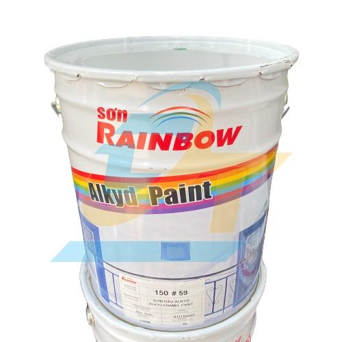 Sơn dầu Alkyd 18L Rainbow 150#59