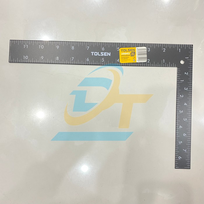 Thước đo góc 200x300mm Tolsen 35042
