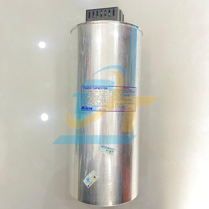 Tụ bù 3 pha 440V-50Hz-50kVAr Mikro MKC-445500KT