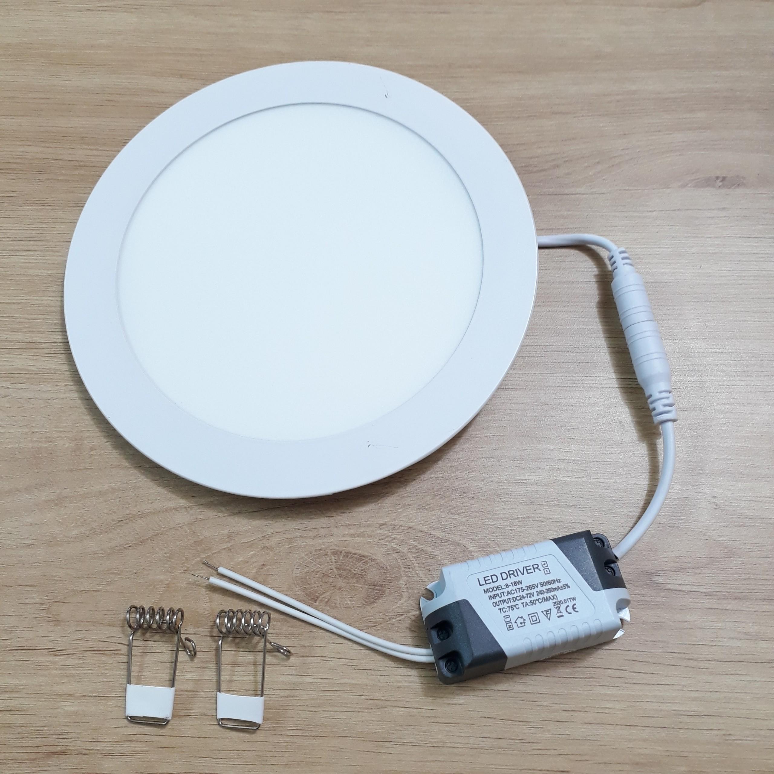 Led âm trần 12W ánh sáng trắng  China   Giá rẻ nhất - Công Ty TNHH Thương Mại Dịch Vụ Đạt Tâm