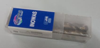 Mũi khoan inox HSS-Co M35x10.5mm Inowas  Inowas | Giá rẻ nhất - Công Ty TNHH Thương Mại Dịch Vụ Đạt Tâm