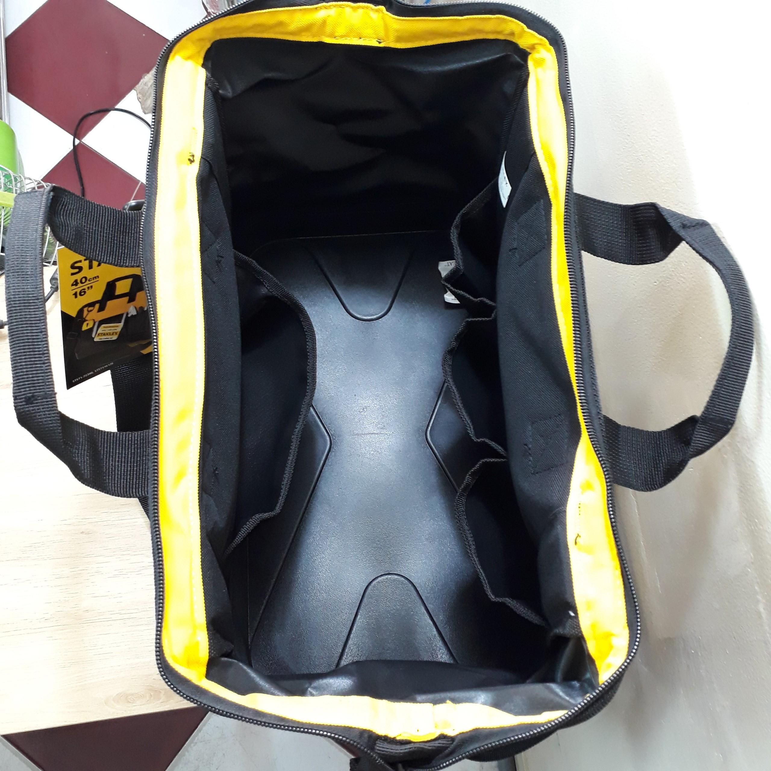 Túi đựng đồ nghề STST516126-16'' Stanley STST516126 Stanley   Giá rẻ nhất - Công Ty TNHH Thương Mại Dịch Vụ Đạt Tâm