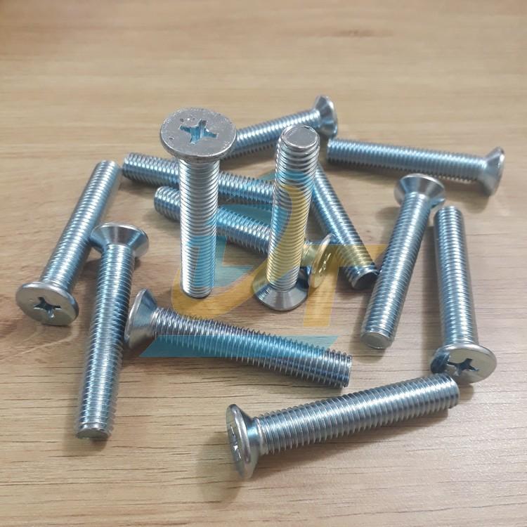 Bulon đầu côn M10x60  VietNam | Giá rẻ nhất - Công Ty TNHH Thương Mại Dịch Vụ Đạt Tâm