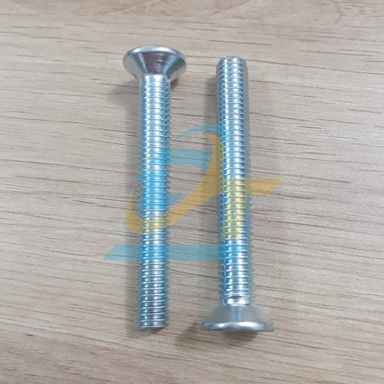 Bulon đầu côn M8x60  VietNam | Giá rẻ nhất - Công Ty TNHH Thương Mại Dịch Vụ Đạt Tâm