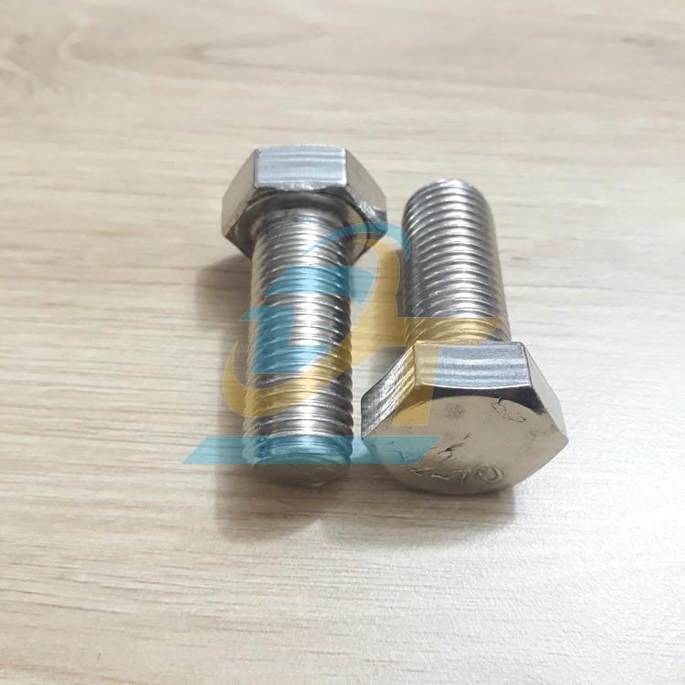 Bulon inox 201 M16x40  VietNam | Giá rẻ nhất - Công Ty TNHH Thương Mại Dịch Vụ Đạt Tâm