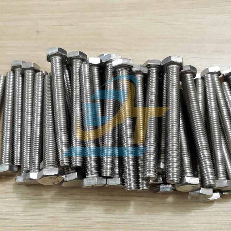 Bulon inox 201 M8x70  VietNam | Giá rẻ nhất - Công Ty TNHH Thương Mại Dịch Vụ Đạt Tâm