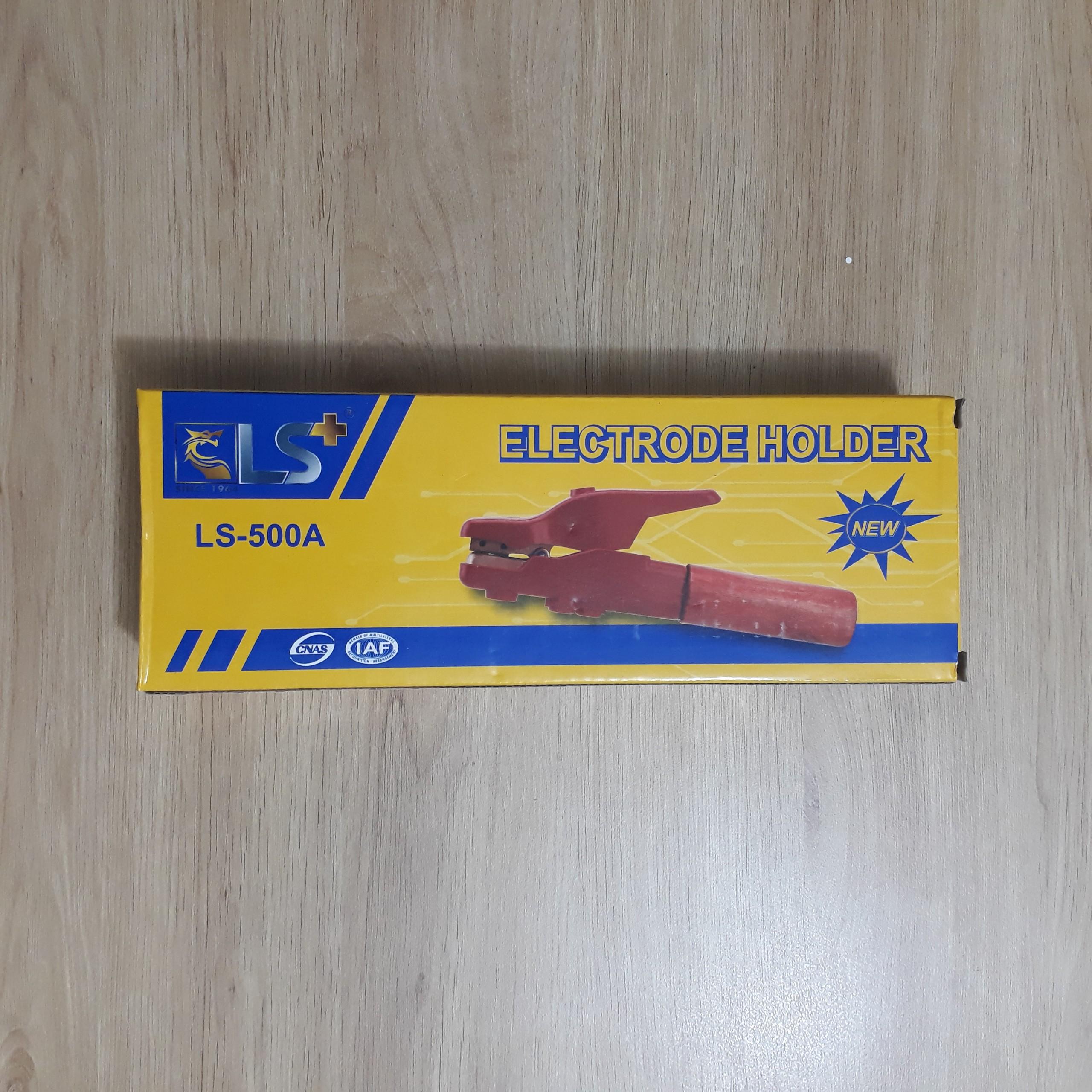 Kìm hàn cán gỗ LS-500A LS+ LS-500A LS | Giá rẻ nhất - Công Ty TNHH Thương Mại Dịch Vụ Đạt Tâm