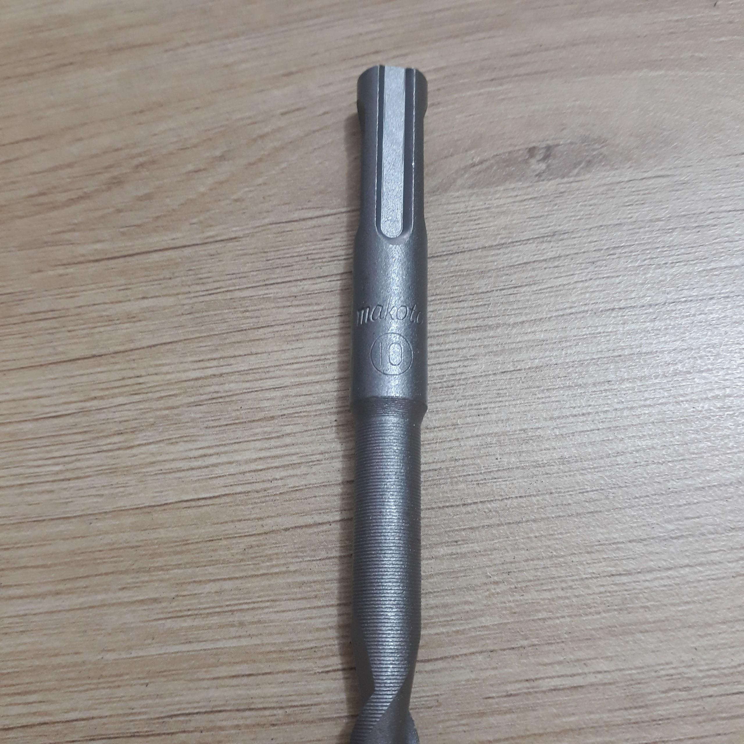 Mũi khoan bê tông đuôi gài 1,5 tấc phi 10 Makita  Makita | Giá rẻ nhất - Công Ty TNHH Thương Mại Dịch Vụ Đạt Tâm